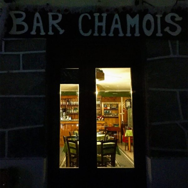 bar del weekend montagna chamois