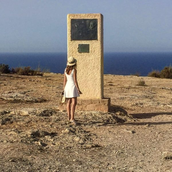 pagliaccia a Ibiza