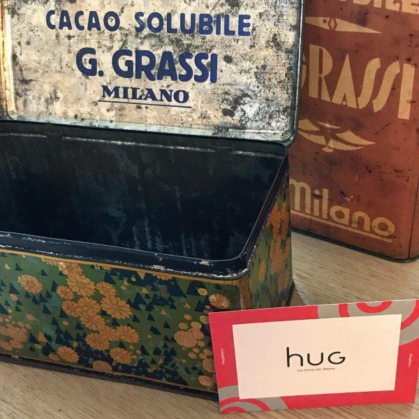 scatole della ex fabbrica al bistrot milano hug nolo