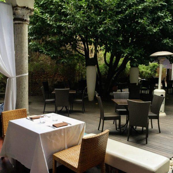 il chiosco di andrea tra i Ristoranti con giardino a Milano