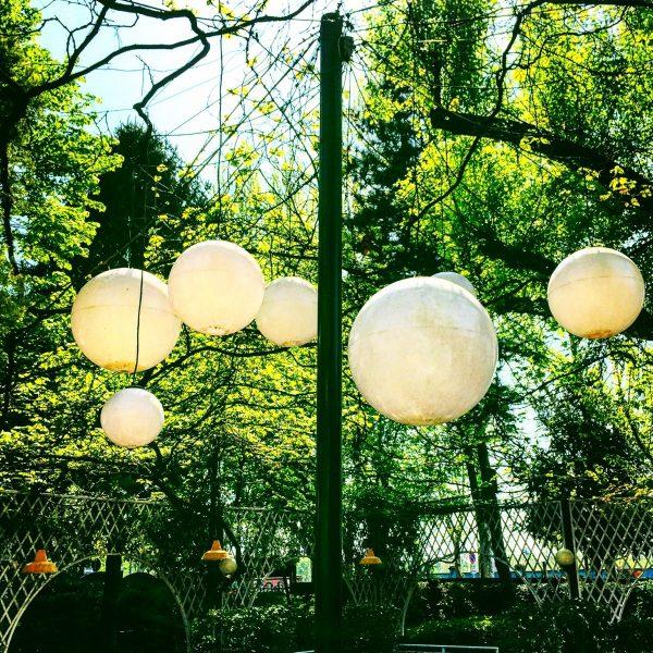 Ribot tra i Ristoranti con giardino a Milano