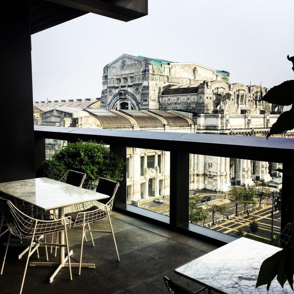 I 9 rooftop pi belli di Milano dove bere laperitivo