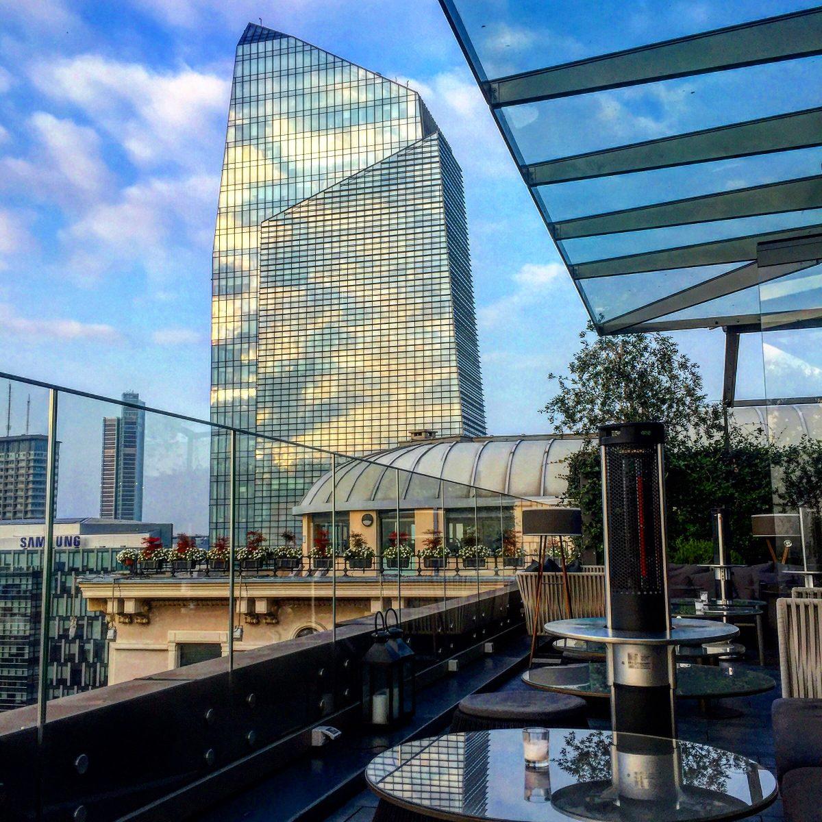 I 9 rooftop pi belli di Milano dove bere laperitivo  megliounpostobello