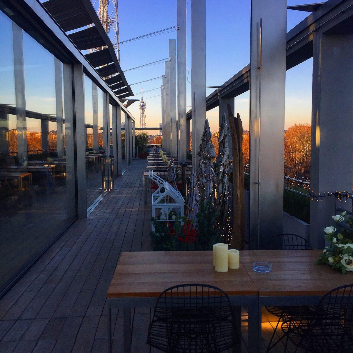 rooftop milano aperitivo  megliounpostobello