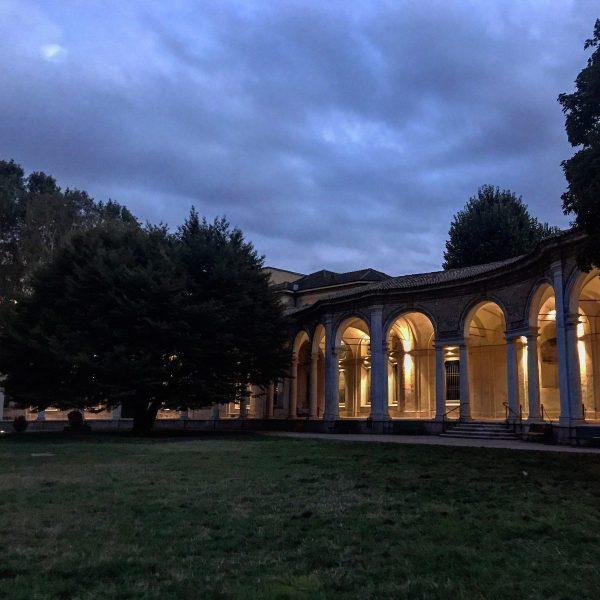 aperitivo giardino Milano