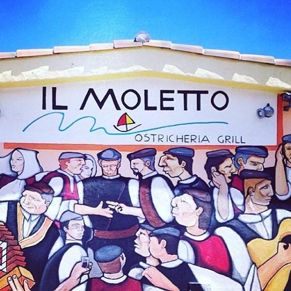 Il Moletto tra i ristoranti in Sardegna