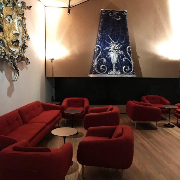 ristorante Torre Fondazione Prada