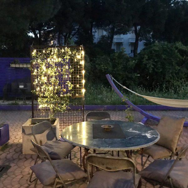 Giardino Indaco Riccione