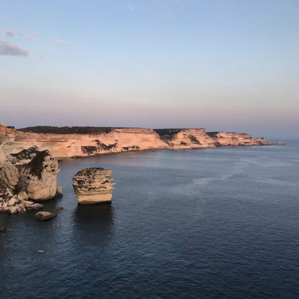 Le Falesie di Bonifacio in Corsica