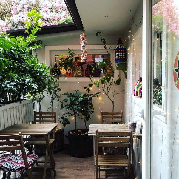 Il giardino di Momo Milano all'Isola