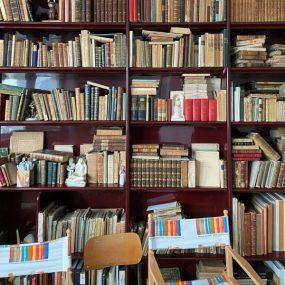 Volumi alla Kasa dei Libri Milano