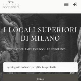 Milano Food Spirit