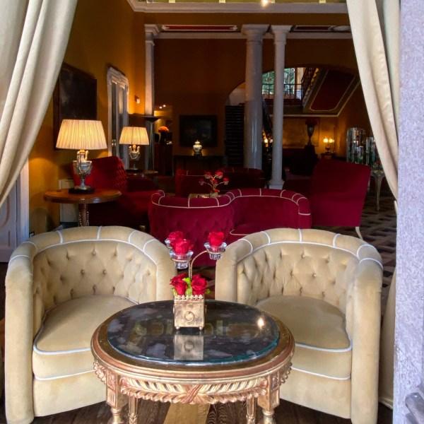 Dettagli al Grand Hotel Tremezzo