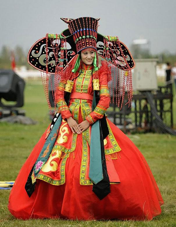 I vestiti da matrimonio tradizionali pi belli al Mondo  Meglioviaggiare