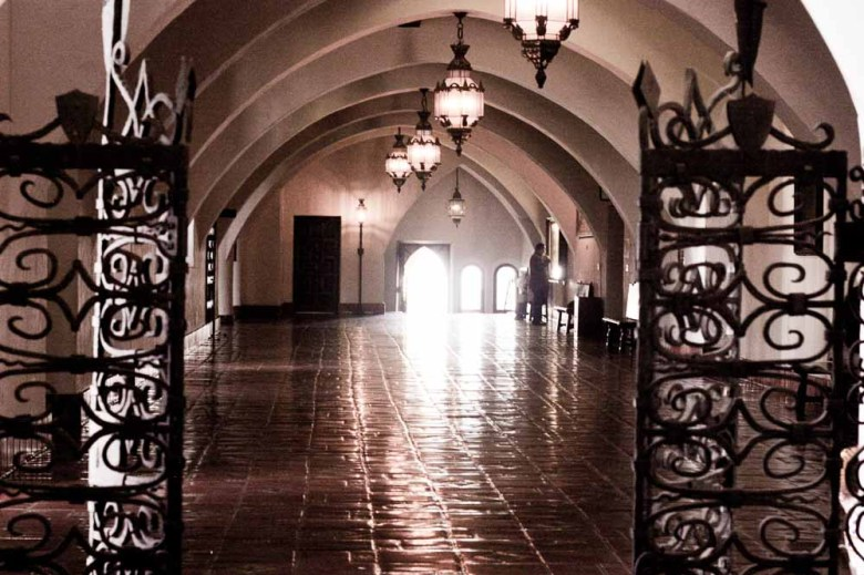 central coast getaway; meg marie wallace; santa barbra courthouse