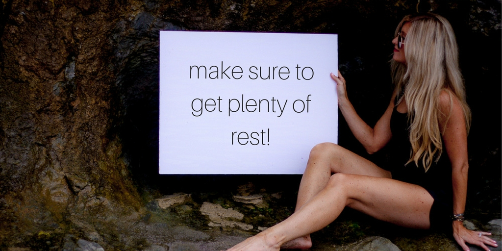 get plant of rest | meg marie fitness | FREE 12 week fitness plan