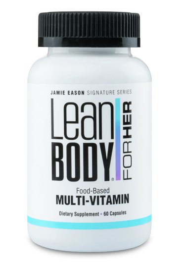 meg marie fitness |supplements |lean body for her | multivitamin