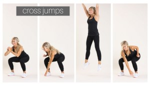 cross jumps