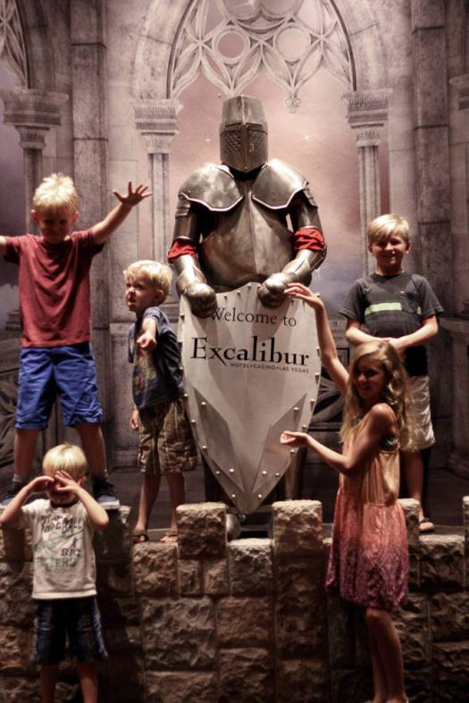 Medieval Times Show | excalibur resort and casino | vegas vacation | meg marie and family | 2017