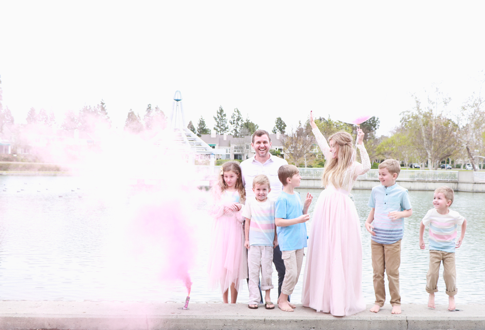 We're having a girl!!! | baby gender announcement! | meg marie wallace