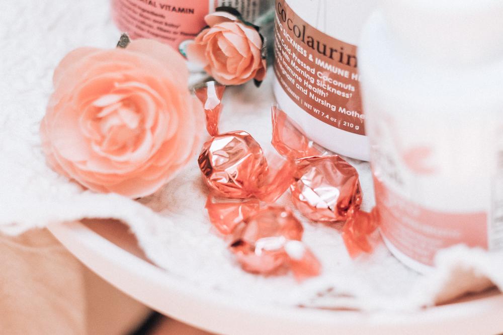 pregnancy nausea | hymeremesis | pink stork | meg marie wallace