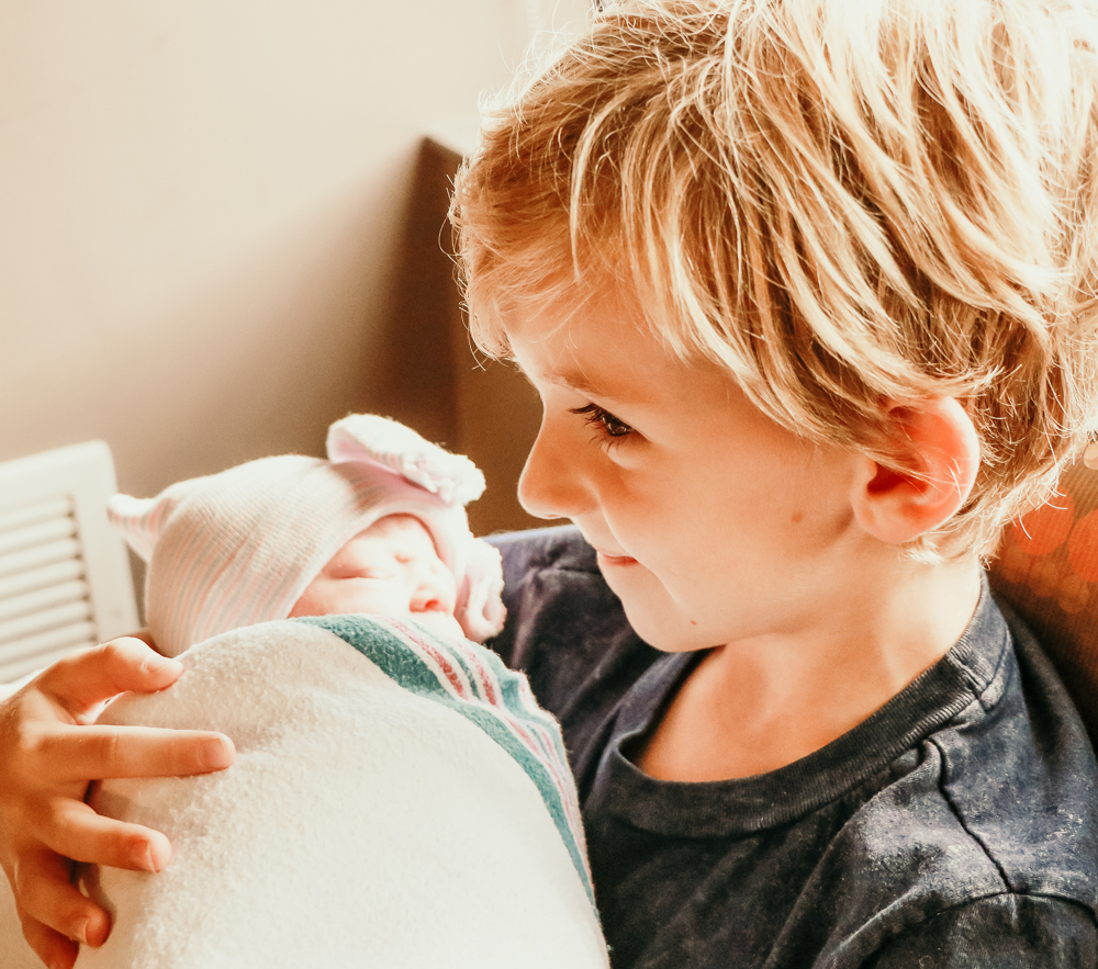 welcome baby cosette | meg marie wallace | pregnancy and baby delivery