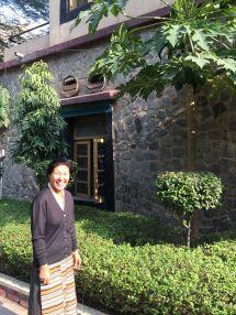 Tsering Dolma, hostel diretor