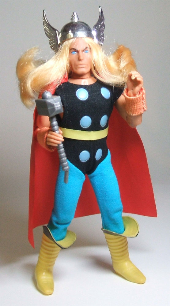 Mego Thor Action Figure Worlds Greatest Super Heroes