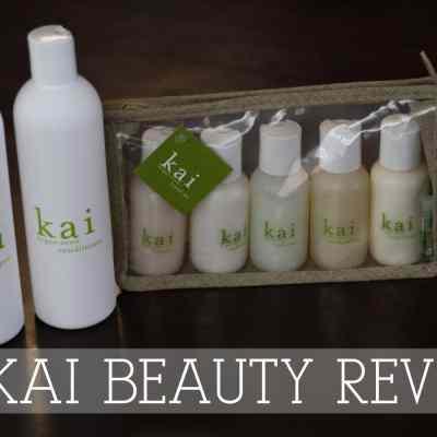 Kai Beauty Review