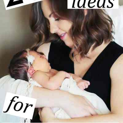 20 Healthy Snack Ideas for Breastfeeding Moms