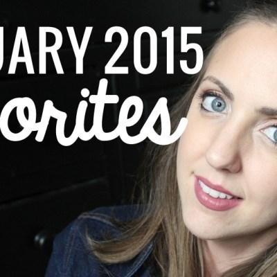 january 2015 beauty favorites