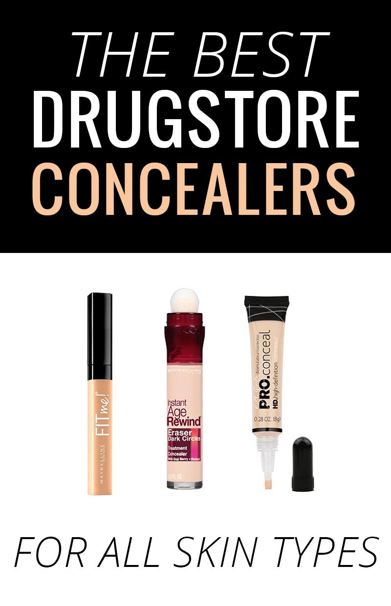 The 7 Best Drugstore Under Eye Concealers Beauty Meg O