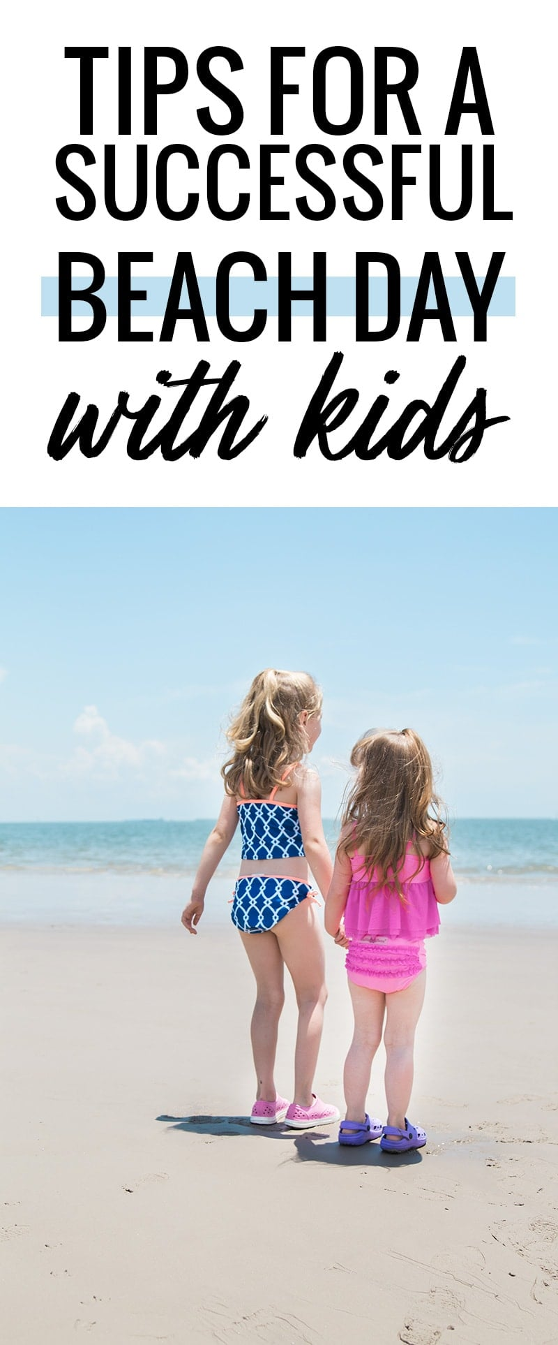 What To Pack For The Beach With Kids And Other Tips Make It A