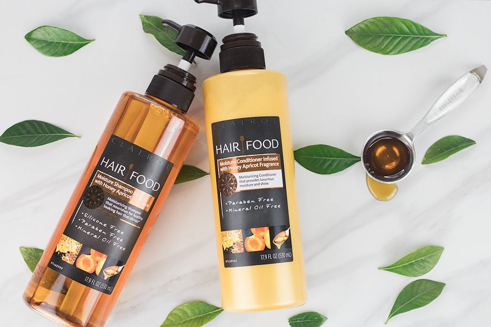 Houston blogger Meg O. on the Go shares all about Clairol Hair Food shampoo and conditioner