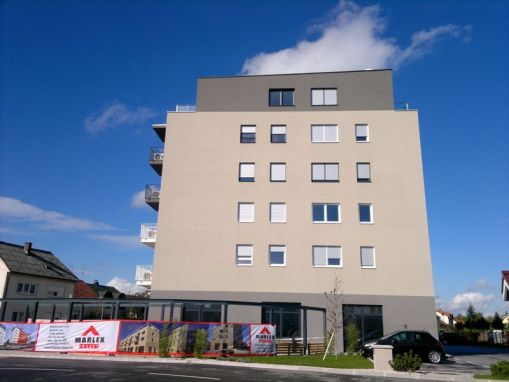 Stambeno-poslovna građevina – Mikac 1, Varaždin