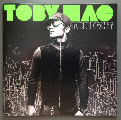 Tonight Album Front Cover by TobyMac | Read full album review over at MegsMinutes.com