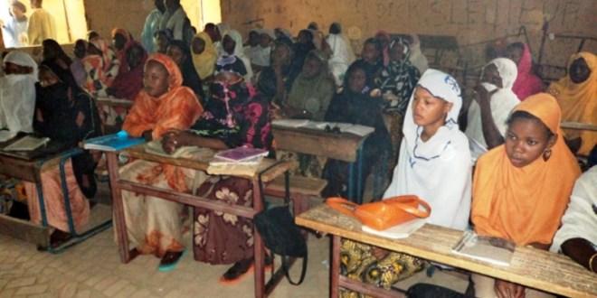 Ecole-fille-gao-tombouctou-islam-salle-de-classe