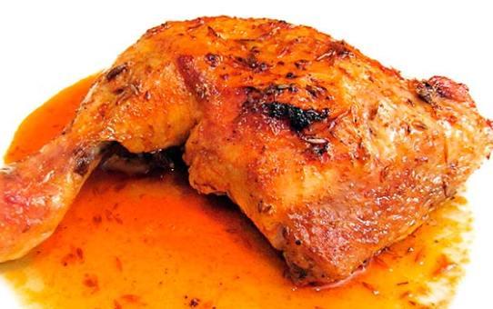 Receta para preparar pollo especiado