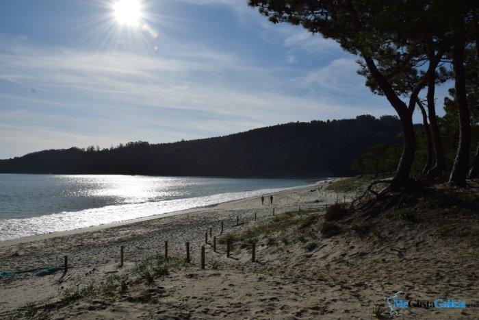 Playa de Barra (Cangas)