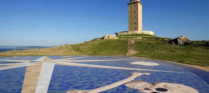 La Torre de Hércules cierra la Semana Santa con más de 4.000 visitantes