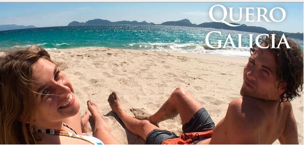 Turismo promociona Galicia a través de los 'selfies' de los visitantes
