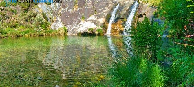 Pozas de Mougás, donde el agua ofrece el espectáculo de su caprichoso recorrido