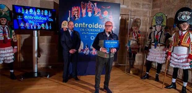 La provincia de Ourense protagoniza el Entroido gallego con más de 260 actos
