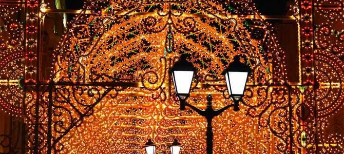 Un planetario y lluvia de estrellas sobre María Pita para iluminar la Navidad