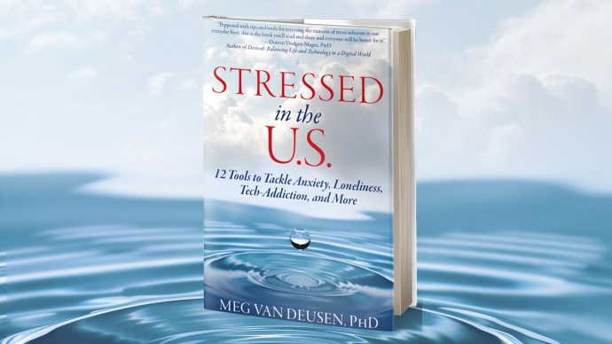 Stressed in the US Book Cover