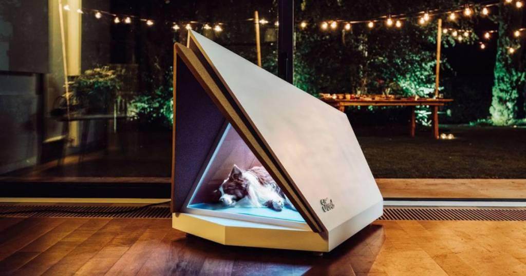 Ford diseña casas para perros que eliminan el ruido de los fuegos  artificiales - Me Hace feliz   Me Hace feliz