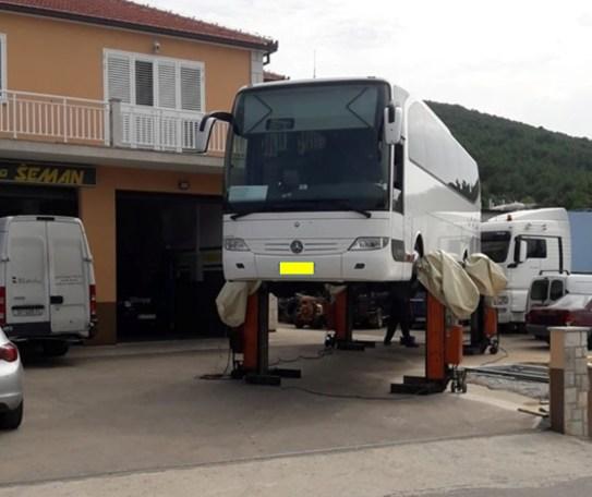 Mehanika Šeman - Servis za osobna vozila, kamione i diesel brodske motore