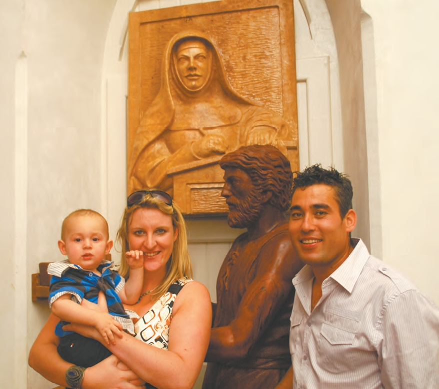 the-record-mehdi-with-wife-and-child