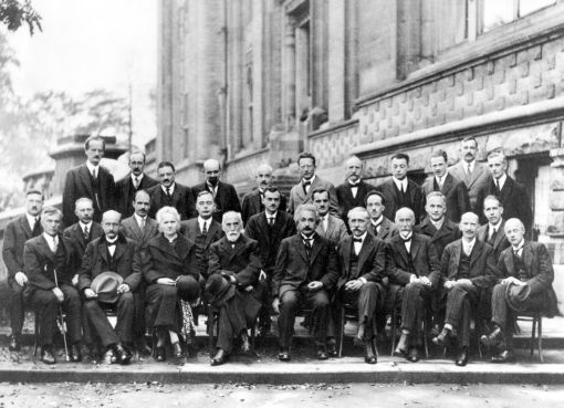 Conferința de la Solvay din 1927