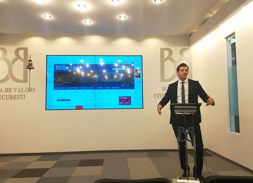 CEO Bursa de Valori București, Adrian Tănase